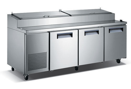 Pizza  Refrigerated PrepTables