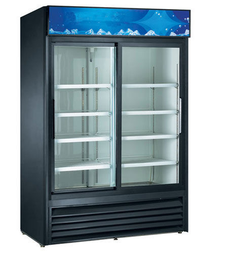 Glass Door Merchandizers & Freezers