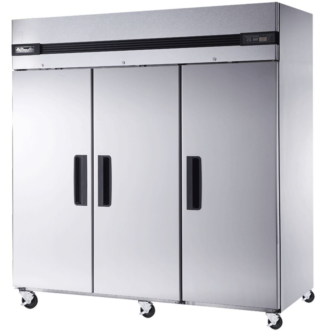 Solid Door Refrigerators & Freezers