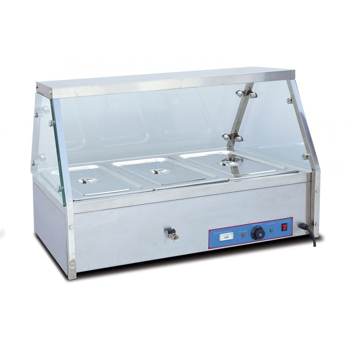 Well Full Size Counter Top Cafeteria Table Counter Top Cafeteria - Cafeteria steam table