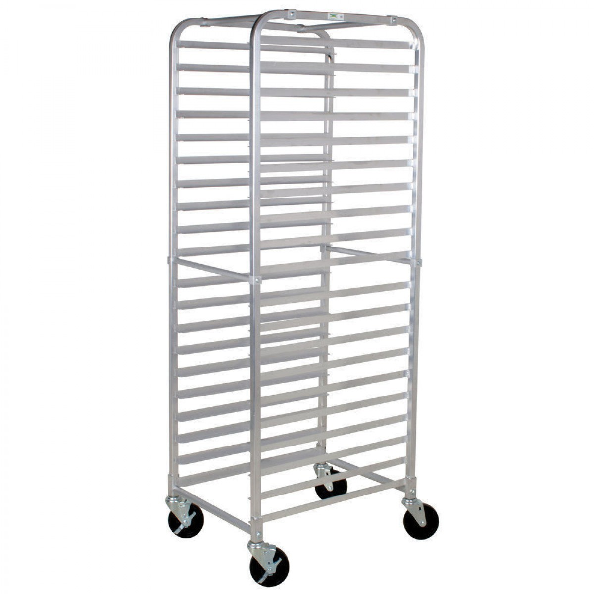 commercial kitchen 20 tier aluminum bum pan rack    sheet pan rack