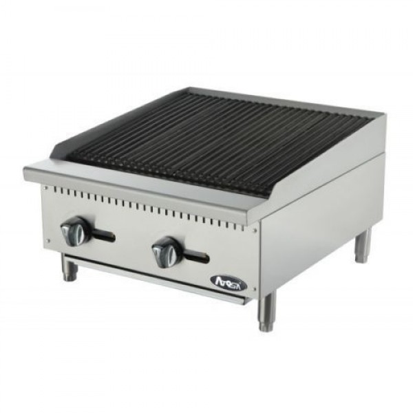 24 inch Atosa Grill