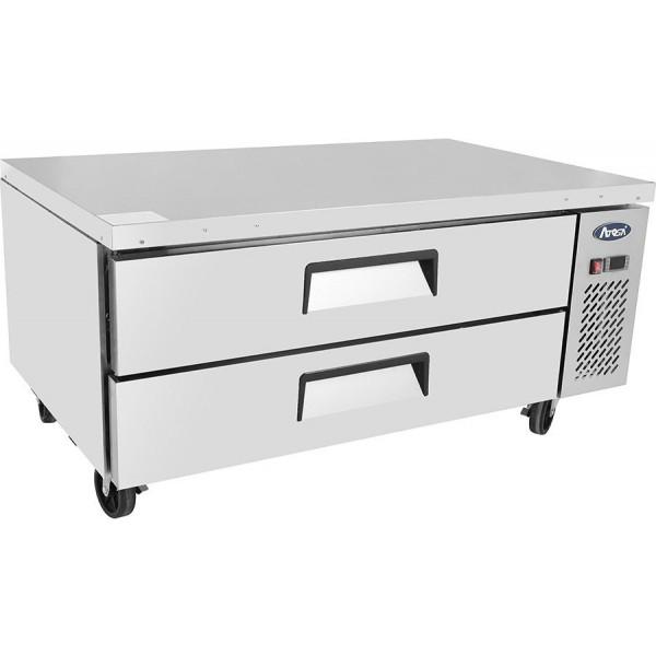 Atosa 48 Inch 2D Chef Base