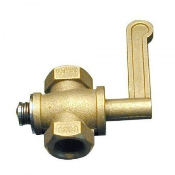 Gas Valve For New York Wok