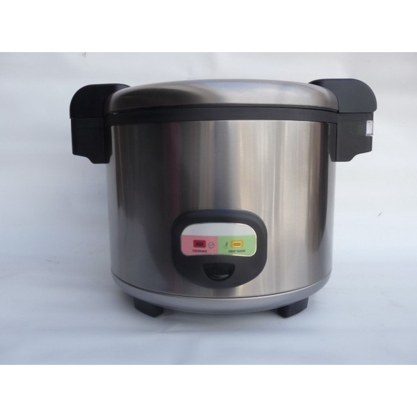 Commercial Electric Rice Cooker ~ New commercial electric cup rice cooker uncooked