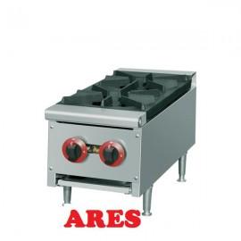 1, Two-Burner Gas Stove