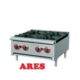 2_Four-Burner Gas Stove