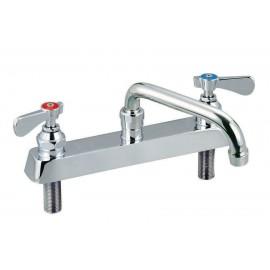 8 Inch deck mount faucet