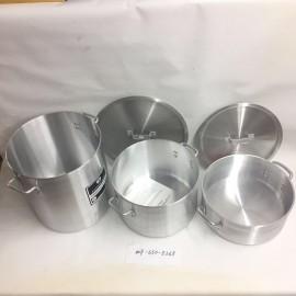Aluminum Pots 1