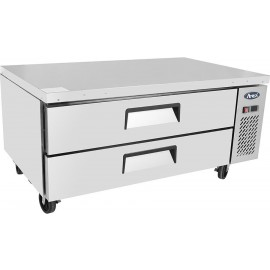 Atosa 48 Inch 2D Chef Base