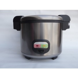 New Commercial Electric 60 cup Rice Cooker(30 cup Uncooked Rice) with Warmer