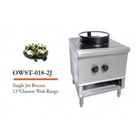 Single Jet Buener Wok 1