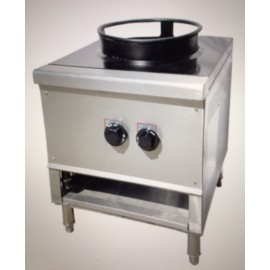 Single Jet Burner Wok 13 Inch