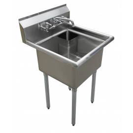 Sink(One Compartment_ No Drainboard 01)