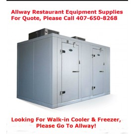 Walk-in Cooler _ Freezer